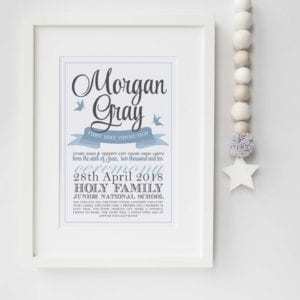 Personalised Poster Prints
