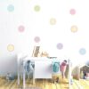 Lollipop wall decal